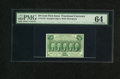 Fractional Currency:First Issue, Fr. 1312 50c First Issue PMG Choice Uncirculated 64. This is a beautiful 50 Cent note....