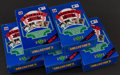 Baseball Cards:Unopened Packs/Display Boxes, 1989 Upper Deck Baseball Unopened Box Collection (5)....