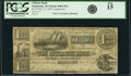Obsoletes By State:Massachusetts, Nantucket, MA - Citizens Bank $1.25 Oct. 17, 1837 MA-840-UNL. PCGS Fine 15.. ...