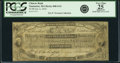 Obsoletes By State:Massachusetts, Nantucket, MA - Citizens Bank $3 Jan. 6, 1834 MA-840 G14. PCGS Very Fine 25 Apparent.. ...
