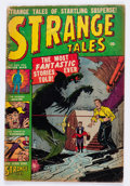 Golden Age (1938-1955):Horror, Strange Tales #3 (Atlas, 1951) Condition: FR/GD....