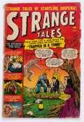 Golden Age (1938-1955):Horror, Strange Tales #2 (Atlas, 1951) Condition: FR....