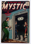 Golden Age (1938-1955):Science Fiction, Mystic #61 (Atlas, 1957) Condition: GD/VG....