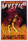 Silver Age (1956-1969):Horror, Mystic #57 (Atlas, 1957) Condition: GD/VG....