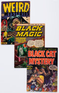 Golden Age (1938-1955):Horror, Comic Books - Assorted Golden Age Horror Comics Group of 6 (Various Publishers, 1946-54) Condition: Average VG-.... (Total: 6 Comic Books)