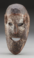 Tribal Art, Mask, Western Nepal. Magar People...