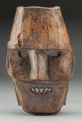 Tribal Art, A Himalayan Mask...