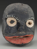 American Indian Art:Wood Sculpture, A Mexican Mask...