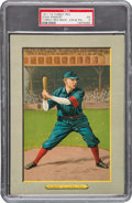 Baseball Cards:Singles (Pre-1930), 1910-11 T3 Turkey Red Dode Paskert, Cincinnati And Philadelphia/AdBack #112 PSA EX 5....