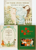 Books:Children's Books, [Children's Literature]. Group of Three Titles. Various publishersand dates.... (Total: 3 Items)