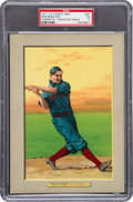 Baseball Cards:Singles (Pre-1930), 1910-11 T3 Turkey Red Bob Bescher, Checklist Back #81 PSA EX 5....