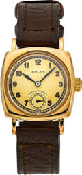 "Timepieces:Wristwatch, Rolex Ref. 3386 Early ""Observatory"". ..."