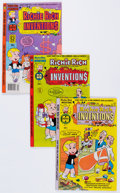 Bronze Age (1970-1979):Cartoon Character, Richie Rich Inventions File Copy Group of 58 (Harvey, 1977-82)Condition: Average NM-.... (Total: 58 Comic Books)