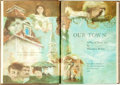 Books:Literature 1900-up, Thornton Wilder, playwright. Robert J. Lee, illustrator.SIGNED/LIMITED. Our Town. Avon: The Limited Editions Cl...