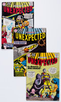 Silver Age (1956-1969):Horror, Tales of the Unexpected Group (DC, 1958-70) Condition: AverageVG-.... (Total: 91 Comic Books)