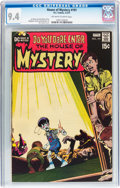 Bronze Age (1970-1979):Horror, House of Mystery #191 (DC, 1971) CGC NM 9.4 Off-white to whitepages....