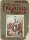 "Books:Art & Architecture, [WWI, Political Cartoons]. Captain Bruce Bairnsfather. Fragments from France, Vol. IV. London: Published by ""The..."