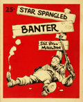 Books:Art & Architecture, [WWII, Cartoons]. Bill Mauldin. Star Spangled Banter. Washington, D.C.: Army Times Publishing Co., 1944. . ...