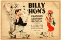 Books:Art & Architecture, [Cartoons, Art Instruction]. Billy Hon. Billy Hon's Famous Cartoon Book. A Complete Course in Cartooning. [Los A...