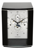 Timepieces:Clocks, Buben&Zorweg Artemis Musical Clock With Calendar & Moon Phases. ...