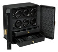Timepieces:Other , Scatola del Tempo Model RT-95 Six Watch Winder. ...