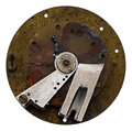 Timepieces:Other , Hamilton Permanent Magnet Model 1 Mark 4, One Of Four Prototypes, René Rondeau Collection. ...