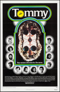 """Movie Posters:Rock and Roll, Tommy (Columbia, 1975). One Sheet (27"""" X 41"""") Flat Folded. Rock andRoll.. ..."""