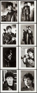 "Movie Posters:Science Fiction, Mick Jagger in Freejack (Warner Brothers, 1992). Photos (17) (8"" X 10""). Science Fiction.. ... (Total: 17 Items)"