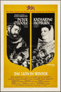 "Movie Posters:Drama, The Lion in Winter (Avco Embassy, 1968). One Sheet (27"" X 41"") Style B. Drama.. ..."