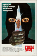 "Movie Posters:Horror, Prom Night & Other Lot (Avco Embassy, 1980). One Sheets (2)(27"" X 41""). Horror.. ... (Total: 2 Items)"
