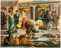 Memorabilia:Disney, Carl Barks Nobody's Spending Fool Signed Numbered Limited Edition Lithograph Print #216/350 (Another Rainbow, 1997... (Total: 2 Items)