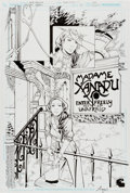 Original Comic Art:Splash Pages, Amy Hadley and Richard Friend Madame Xanadu #10 Splash Page22 Original Art (DC/Vertigo, 2009)....