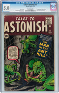 Silver Age (1956-1969):Superhero, Tales to Astonish #27 (Marvel, 1962) CGC VG/FN 5.0 Off-whitepages....