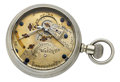 Timepieces:Pocket (pre 1900) , Hamilton Rare & Important Grade 932, Serial #28 Made The FirstDay Of Production November 25, 1893. ...