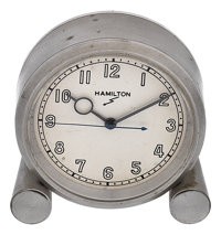 Koehler Clock, Serial #2, First Prototype, René Rondeau Collection