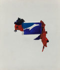 Paintings, Sam Francis (American, 1923-1994). Untitled, 1984. Acrylic on canvas. 12-1/2 x 10-3/4 inches (31.8 x 27.3 cm). Signed an...