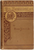 Books:Literature Pre-1900, Henry James, Jr. The Portrait of a Lady. Boston: Houghton,Mifflin and Company, 1882....