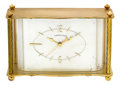 "Timepieces:Clocks, Hamilton ""Dresden"" Cordless Clock, Never Marketed, René Rondeau Collection. ..."