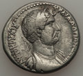 Ancients:Roman Provincial , Ancients: CILICIA. Aegeae. Hadrian (AD 117-138). BI tetradrachm(13.36 gm)....