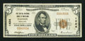 National Bank Notes:Maryland, Easton, MD - $5 1929 Ty. 1 The Easton NB of Maryland Ch. # 1434....