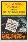 """Movie Posters:Mystery, The List of Adrian Messenger & Others Lot (Universal, 1963). One Sheets (3) (27"""" X 41""""). Mystery.. ... (Total: 3 Items)"""