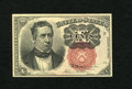 Fractional Currency:Fifth Issue, Fr. 1266 10c Fifth Issue Very Choice New. A lovely example of this popular short key Meredith variety that has ample margins...