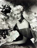 Autographs:Celebrities, Entertainer Ginger Rogers Signed Photograph....