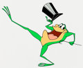Animation Art:Limited Edition Cel, Michigan J. Frog Limited Edition Sericel (Warner Brothers,1992)....