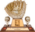 Baseball Collectibles:Others, 1971 Gold Glove Award from The Brooks Robinson Collection....