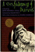 Books:Literature 1900-up, John Kennedy Toole. A Confederacy of Dunces. Foreword by Walker Percy. With a new introduction by Andrei Codrescu. B...