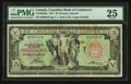 Canadian Currency: , Toronto, ON- Canadian Bank of Commerce $5 Jan. 2, 1917 Ch. # 75-16-04-06a. ...