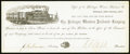 Obsoletes By State:Iowa, Dubuque, IA- Dubuque Western Rail Road Compy. $10 Oct. 20, 1857 Oakes UNL. ...