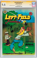 Bronze Age (1970-1979):Alternative/Underground, Left-Field Funnies #1 File Copy - Signature Series (Apex Novelties, 1972) CGC NM 9.4 Off-white to white pages....