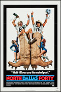 "Movie Posters:Sports, North Dallas Forty & Others (Paramount, 1979). One Sheets (3) (27"" X 40"" & 27"" X 41""). Sports.. ... (Total: 3 Items)"